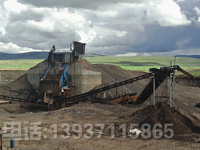 石灰石制砂機