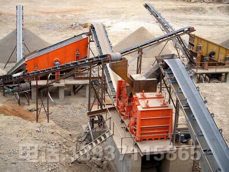 頁巖制砂設備