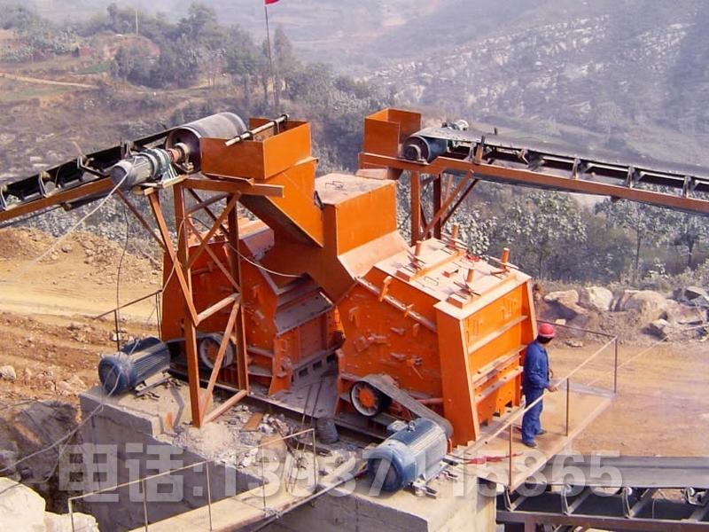 制砂機生產線