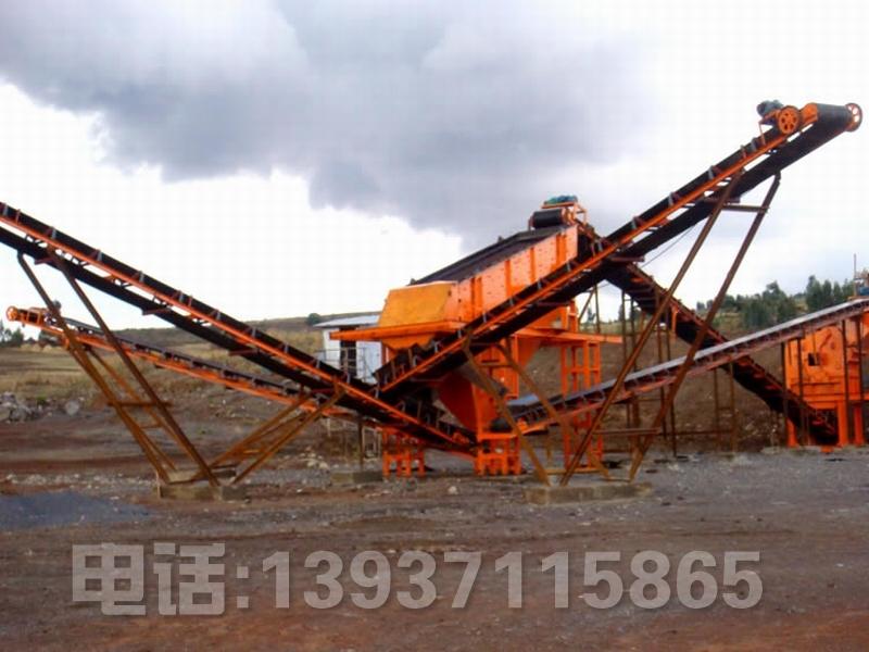 石料生產線設備