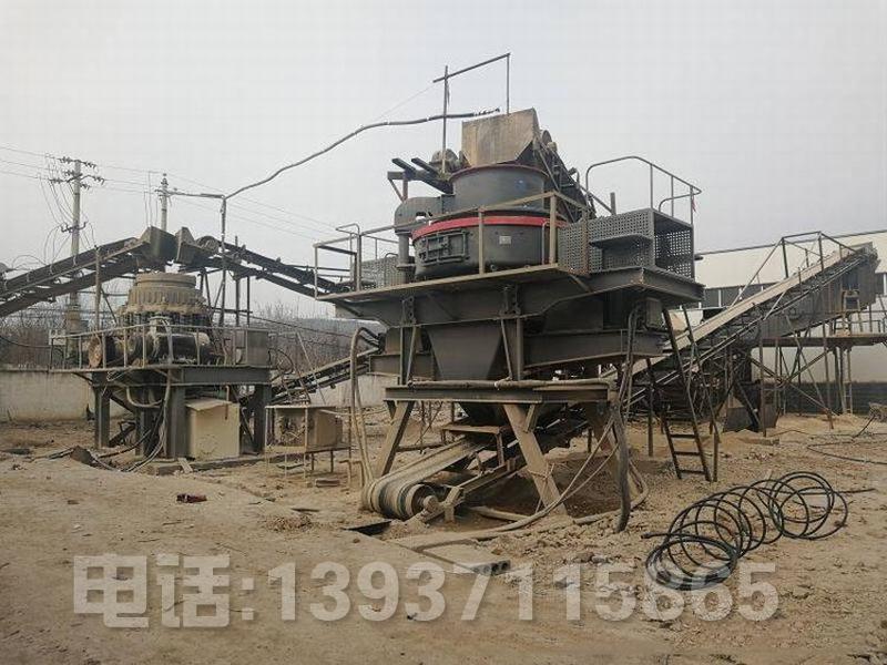 制砂生产线设备